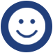 smiley face icon for minneapolis ssl community coordinator